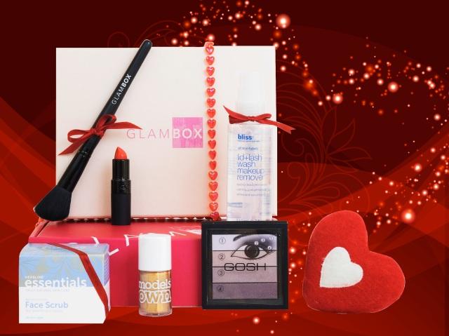 GlamBox Valentine Box B