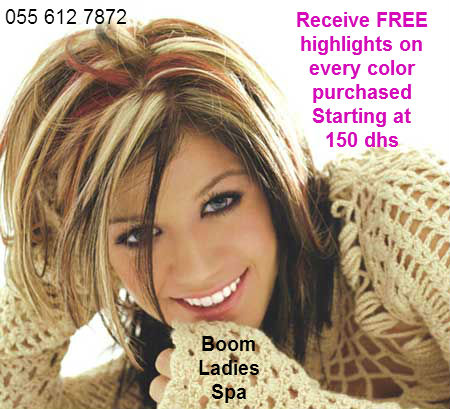 Hair Coloring-Four Basic Rules