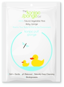 Baby sponge